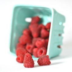 Raspberries, via Flickr.