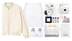 """🐰₩hï+€ ₩åññ@bë🐰"" by niamtz on Polyvore featuring Topshop, Monki, adidas, Calvin Klein, Bobbi Brown Cosmetics, Ladurée, House Of Intuition, Fujifilm and Essie"