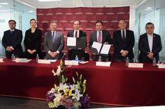 Firman IEDF y Universidad Panamericana convenio para la promoción del voto