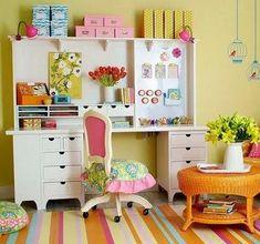 Decoración para habitaciones de manualidades | Aprender manualidades es facilisimo.com