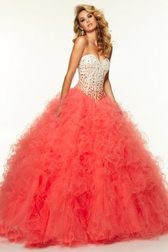 2015 Bicolor Quinceanera Dresses Sweetheart Ball Gown Floor-Length With Beads Corset Tie Back USD 249.99 STP43YKPY4 - StylishPromDress.com jc penney