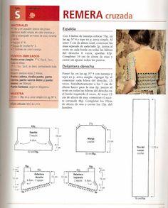 Clarín Crochet 2007 Nº 8 - merche - Álbumes web de Picasa