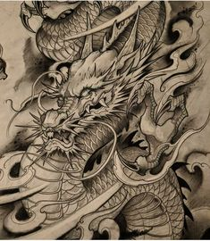 Samurai warrior w/ kaeru Dragon Tattoo Images, Dragon Tattoos For Men, Dragon Sleeve Tattoos, Japanese Dragon Tattoos, Japanese Sleeve Tattoos, Dragon Tattoo Designs, Dragon Tattoo Colour, Dragon Tattoo Drawing, Dragon Tattoo Back Piece
