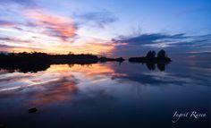 Sunset Grevelingen lake by ingrit raven - Photo 127654555 - 500px