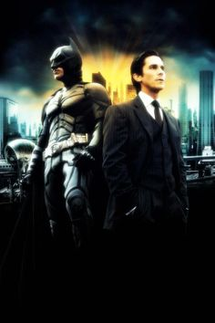 Batman/Bruce Wayne  I'm Batman.