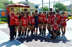 Alumnos del Colegio Esparza
