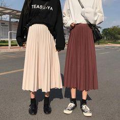 Modern Hijab Fashion, Street Hijab Fashion, Hijab Fashion Inspiration, Muslim Fashion, Mode Inspiration, Modest Fashion, Look Fashion, Korean Fashion, Modest Clothing