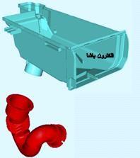 شرح درج الصابون في الغسالة الاتوماتيك Washing Machine Soap Soap Dispenser Step Stool