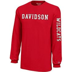 Product: Youth Red Long Sleeve T Shirt