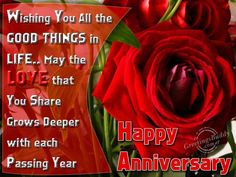 10 Romantic Wedding Anniversary Wishes Ideas Wedding Anniversary Wishes Wedding Anniversary Happy Anniversary Wishes