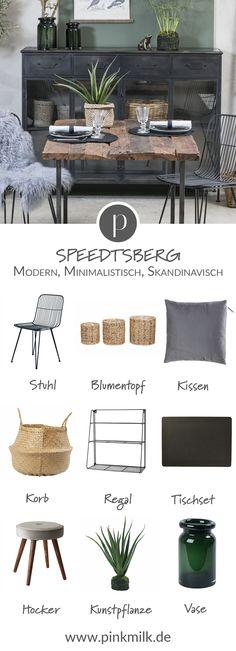 Die Dänische Marke Speedtsberg Sorgt Für Einen Modernen Wohnstil In Deiner  Wohnung. Hier Findest Du