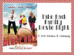 Take Back Family Movie Night: A Mercy Rule DVD Review & Giveaway