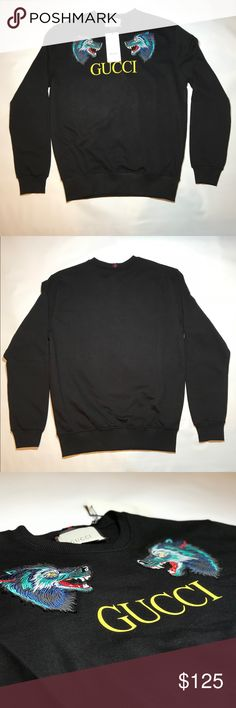 Gucci Sweater > 3 and more purchase %10 discount > Express Shipping Providing > All sizes are available  > Brand-new with tags,never used and worn > Dsquared2 Be Cool Be Nice Collection  > Take a glance at my closet for more... > Feel free to ask question > PLEASE MAKE REASONABLE OFFER > Have a nice shop 😊 Gucci Sweaters
