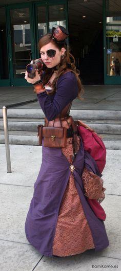 Steampunk Fashion & Gadgets