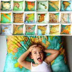 atlas pillows