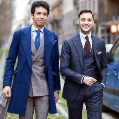 Suit and tie fixation Mens Fashion Suits, Mens Suits, Men's Tuxedo Styles, Custom Made Suits, Classy Men, Suit Vest, Sharp Dressed Man, Suit And Tie, Fashion Looks