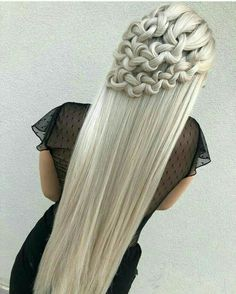 708 mentions J'aime, 77 commentaires – Hair Stylist - New Site Stylish Haircuts, Haircuts For Long Hair, Medium Hair Styles, Natural Hair Styles, Long Hair Styles, Girl Hairstyles, Braided Hairstyles, Ethnic Hairstyles, Hairstyles Videos