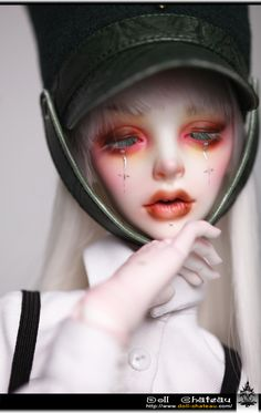 doll-chateau — HI ^_^ , This is DC 68CM girl -Evangeline-B, To...