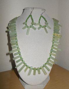 Jade is delicious/Genuine Jade branch by CreationsbyMaryEllen