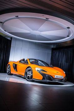 McLaren   Fine Picture