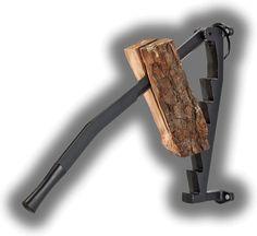 Stikkan UK log kindling Northern Ireland England wood stove fireplace tool cast iron