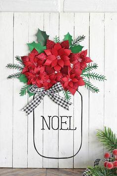 Christmas Door Decorations Sign