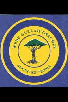 Da'Gullah Rootz/ Official Flag