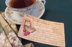 The Heart-Tug of a Handwritten Recipe | The Huffington Post