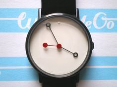Caocao Automatic Watch. Created by Ishii Youzi for the Takumi project.