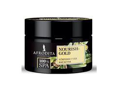 Trockene Haut im Winter: Afrodita Spa Nourish Gold Bodybutter Dark Circle, Anti Aging, Spa, Body Butter, The 100, Cosmetics, Winter, Gold, Chill