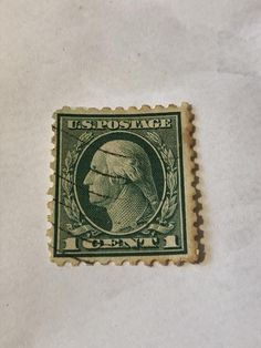rare Washington stamp perforation error very fine condition no returns postage pd