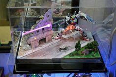gundam dioramas | Share and Enjoy