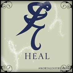 This rune will heal all shadowhunters...