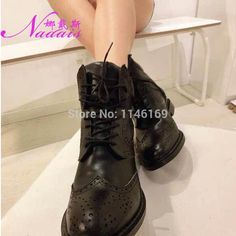 Find More Women's Boots Information about Free Shipping Top Brand Genuine Leather Fashion Designer Winter Boots Lace up Cool Ladies Boot,High Quality boot 2012,China boot covers costume accessory Suppliers, Cheap boot red from Name Brand Fashion Factory on Aliexpress.com
