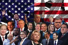 presidential election just keeps getting faker as it goes on, but this time around, the show is so fake it has lost its ability to convince the public. 2016 Presidential Election, Us Election 2016, Cannabis News, George Soros, Front Runner, It Goes On, Political News, Designing Women