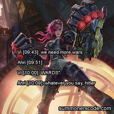 The Summoner's Code