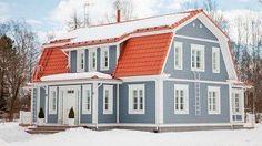 Kauneutta ja Laatua. Me rakennamme taloja, mutta ensisijaisesti kuitenkin - Me teemme Koteja.