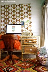 Diy Desk Ideas Wood