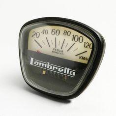 #Contachilometri per #Lambretta DL GP. Stf Verona.