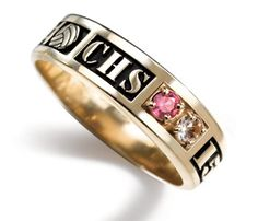 High School #ClassRings - Jostens - Personalized Senior Class Graduation Rings