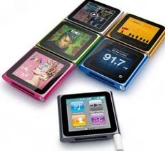 Get exclusive iPod Nano here