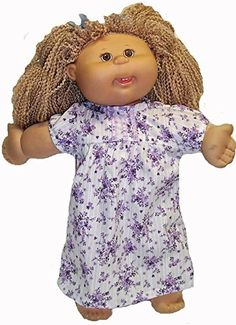 Cabbage Patch Doll Clothes Violet Nite Gown, http://www.amazon.com/dp/B00NF8HB2Y/ref=cm_sw_r_pi_awdm_2mKkub0H4QF5Q