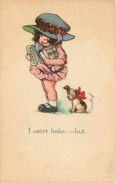 I Can't Bake--But!