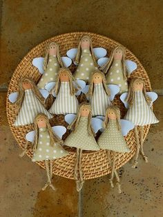 Anjeliky pre radosť:-) / atelierik - SAShE.sk - Handmade Dekorácie