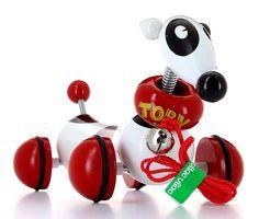#24 un jouet TOBY pour votre soeur qui rêve d'avoir un toutou