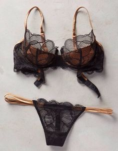 This is one of my favorites set of bra and panties that you gave me...I love to wear this for you my love!
