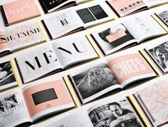 nice way to display a book in portfolio