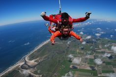 Free fall, the end! Construction Contractors, Skydiving, Holland, Fall, The Nederlands, Autumn, Fall Season, The Netherlands, Netherlands