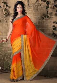 Looking for latest designer party wear sarees or traditional party wear sarees? Shop online from the party saree collection at Utsav Fashion for fancy party sarees. Party Wear Sarees Online, Party Sarees, Fancy Party, Saree Wedding, Saree Collection, Indian Sarees, Indian Fashion, Sari, Glamour