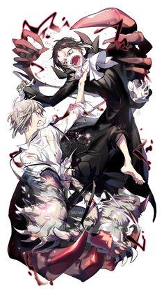 Akutagawa and atsushi Comic Manga, Manga Anime, Anime Art, Bungou Stray Dogs Wallpaper, Dog Wallpaper, Stray Dogs Anime, Bongou Stray Dogs, Otaku, Bungou Stray Dogs Atsushi